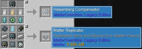 Matter Replicator