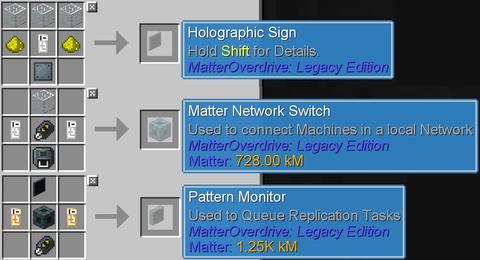 Pattern Monitor